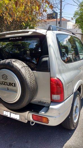 Suzuki Vitara 2.0 16V V6 (aut) - Foto #2