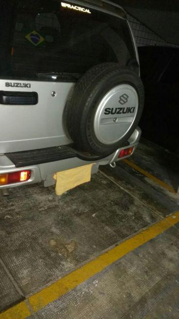 Suzuki Vitara 2.0 16V V6 (aut) - Foto #5