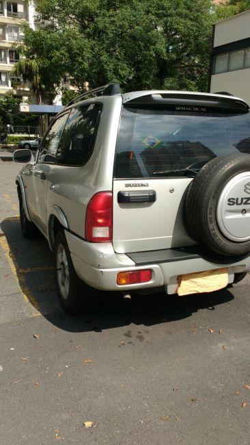 Suzuki Vitara 2.0 16V V6 (aut) - Foto #6