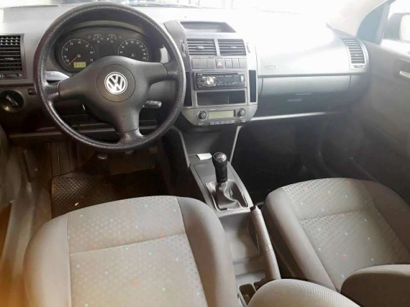Volkswagen Polo Hatch. 1.6 8V (Flex) - Foto #7