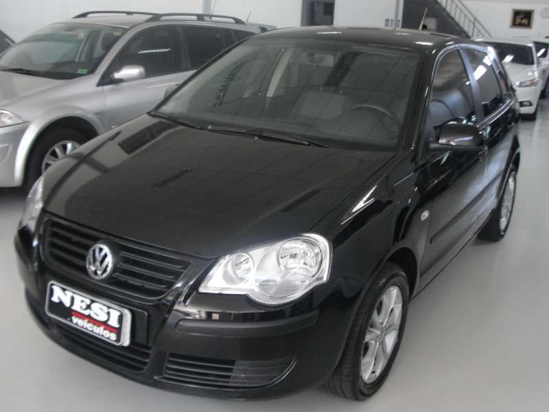 Volkswagen Polo Hatch. 1.6 8V (Flex) - Foto #2