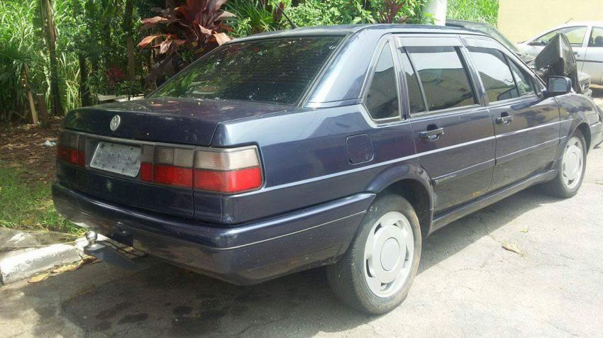 Volkswagen Santana Evidence 2.0 - Foto #4