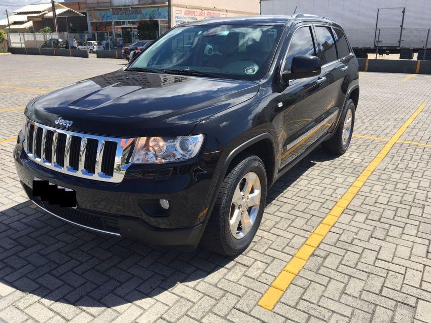 Jeep Grand Cherokee Limited 3.6 (aut) 2011/2012 - Salão do ...