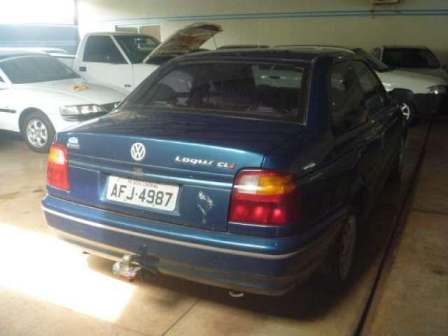 Volkswagen Logus CLi 1.6 - Foto #4