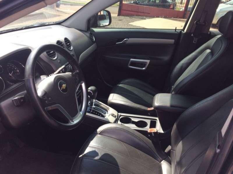 Chevrolet Captiva Sport 3.0 V6 4x2 - Foto #6