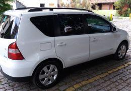 Nissan Livina SL 1.8 16V aut. (flex)