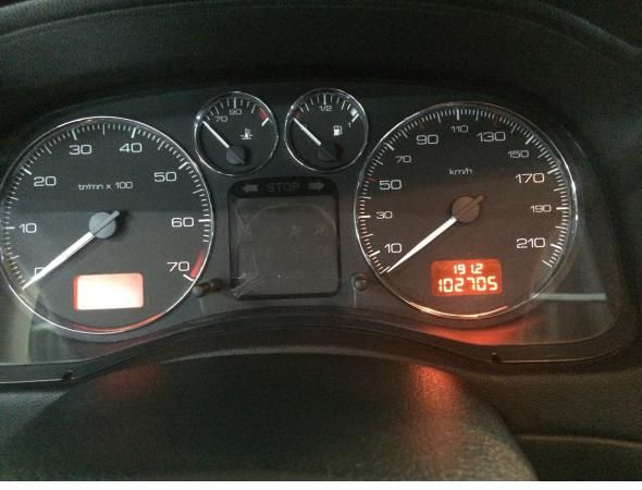 Peugeot 307 SW Allure 2.0 16V (aut) - Foto #7