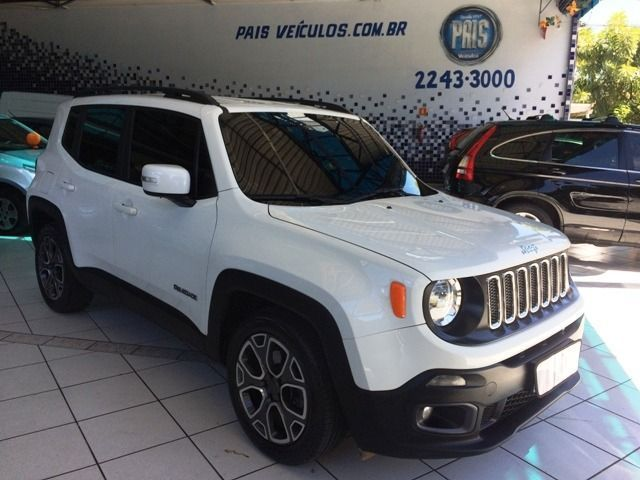 Jeep Renegade Limited 1.8 Flex - Foto #1