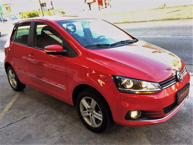 Volkswagen Fox MSI Highline 1.6 16V Total Flex - Foto #4