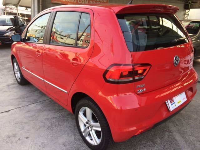 Volkswagen Fox MSI Highline 1.6 16V Total Flex - Foto #5