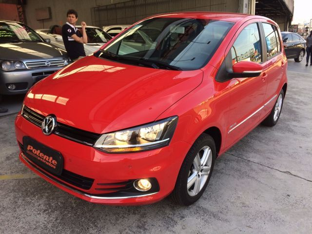 Volkswagen Fox MSI Highline 1.6 16V Total Flex - Foto #9
