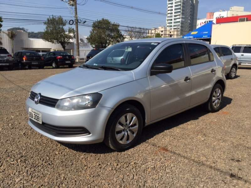 Volkswagen Gol 1.6 VHT (Flex) 4p - Foto #3