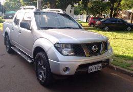Nissan Frontier LE Attack 2.5 4X4 (Cabine Dupla) (aut)