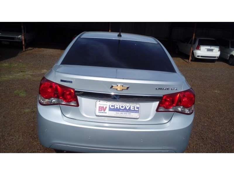 Chevrolet Cruze LTZ 1.8 16V Ecotec (Aut)(Flex) - Foto #3