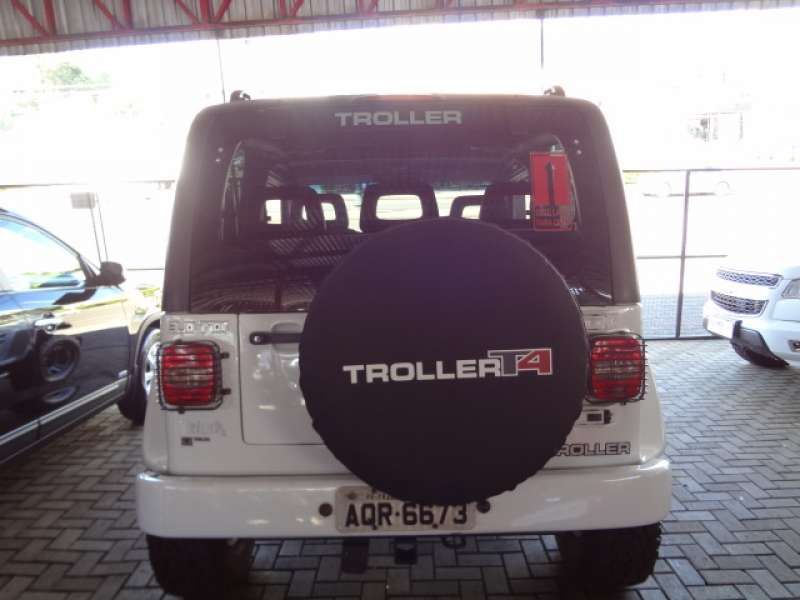 Troller T4 4x4 3.0 (teto rígido) - Foto #6