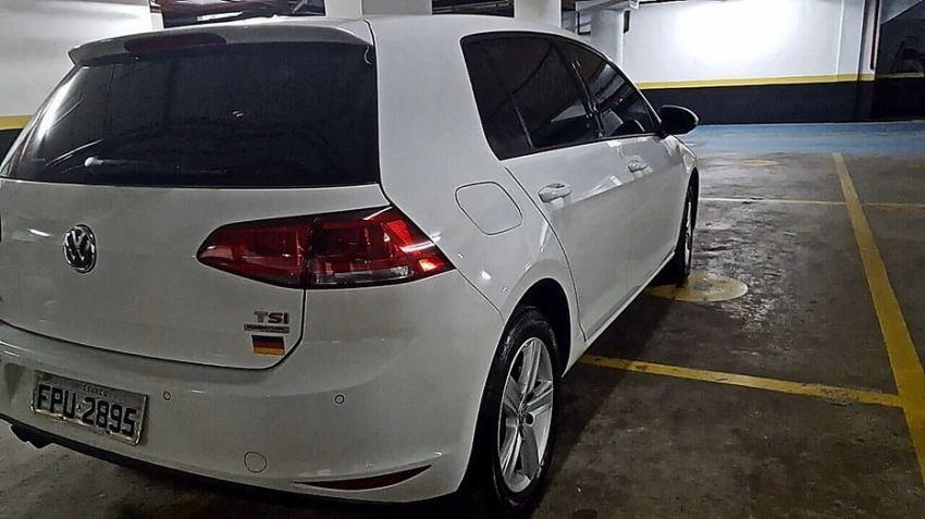 Volkswagen Golf 1.4 TSi Comfortline 16v - Foto #3