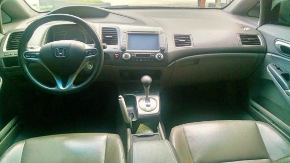 Honda New Civic LXL 1.8 16V (aut) (flex) - Foto #1