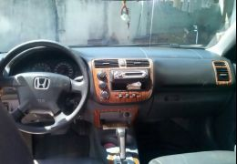 Honda Civic Sedan LX 1.7 16V (aut)