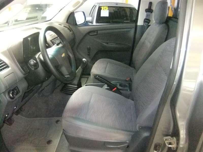Chevrolet S10 LS 2.4 flex (Cab Simples) 4x2 - Foto #7