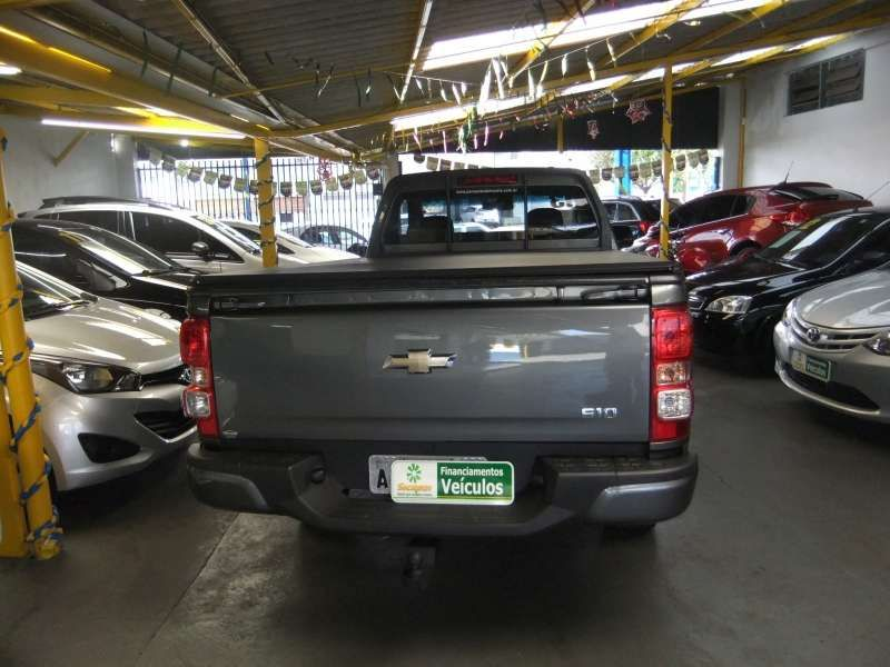 Chevrolet S10 LS 2.4 flex (Cab Simples) 4x2 - Foto #10