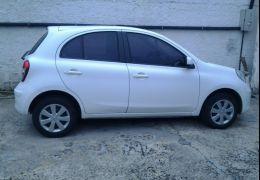 Nissan March 1.6 16V S (Flex)