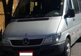 Mercedes-Benz Sprinter 2.1 CDI 311 Street Chassi Longo