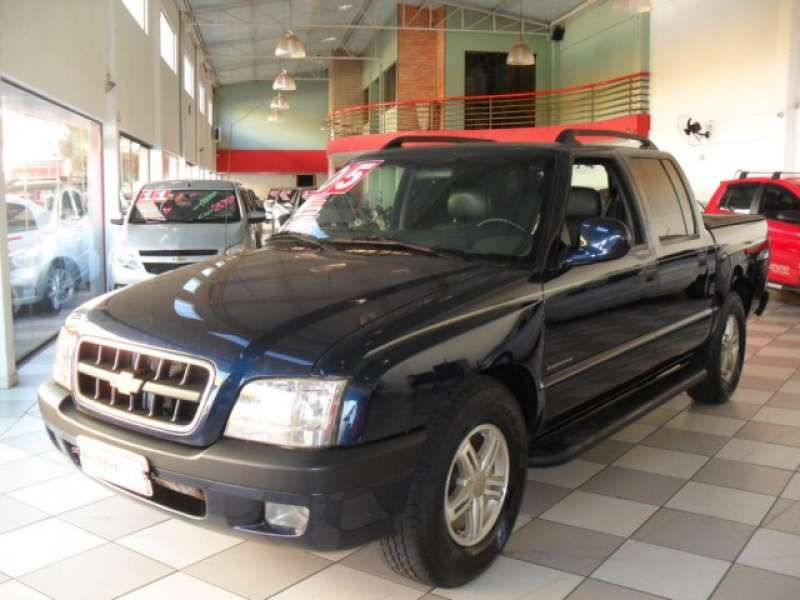 Chevrolet S10 Executive 4x2 2.8 (Cabine Dupla) - Foto #2