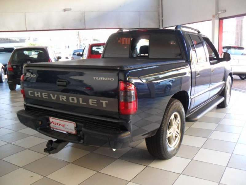 Chevrolet S10 Executive 4x2 2.8 (Cabine Dupla) - Foto #4