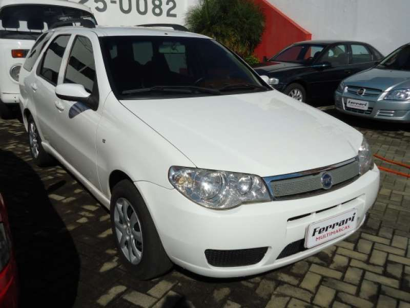 Fiat Palio Weekend HLX 1.8 8V (Flex) - Foto #1