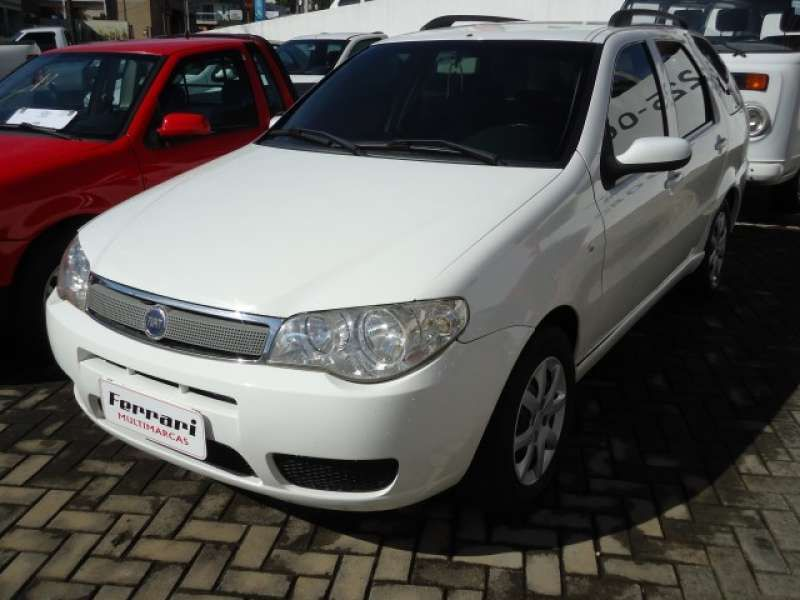 Fiat Palio Weekend HLX 1.8 8V (Flex) - Foto #2