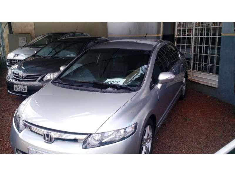 Honda New Civic EXS 1.8 (aut) (flex) - Foto #1