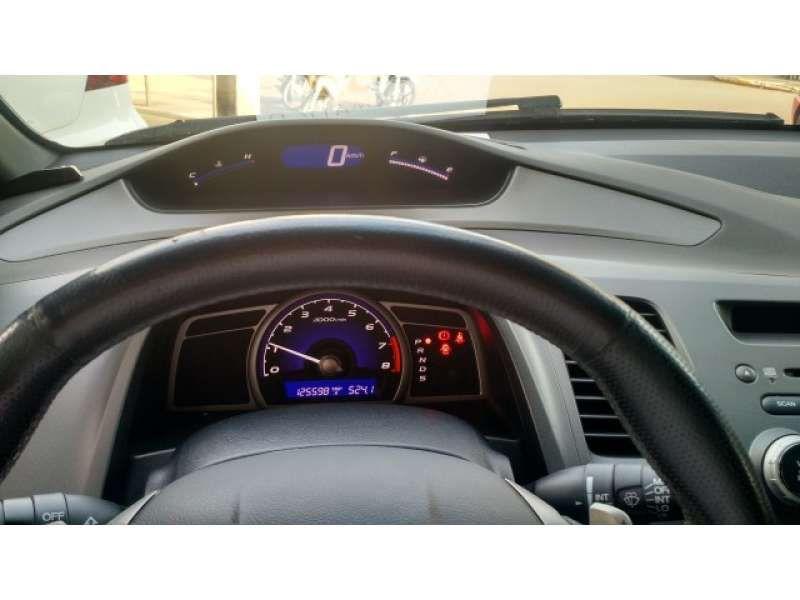 Honda New Civic EXS 1.8 (aut) (flex) - Foto #6