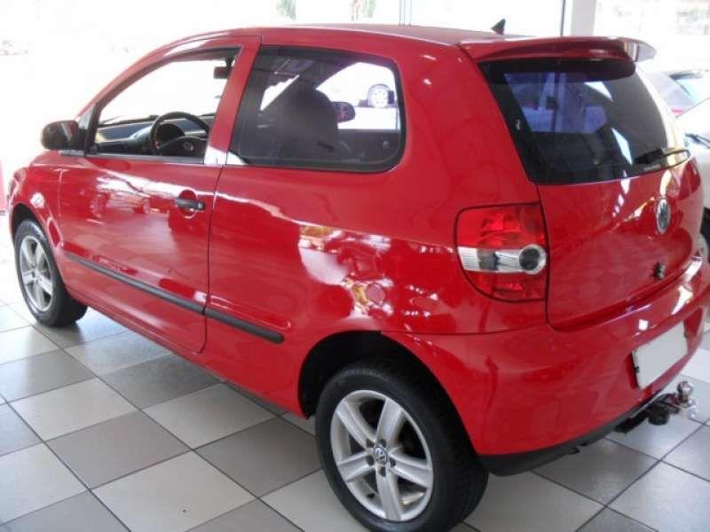 Volkswagen Fox Plus 1.0 8V (Flex) - Foto #3