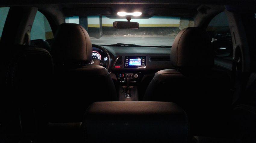 Honda HR-V EX CVT 1.8 I-VTEC (Flex) - Foto #6