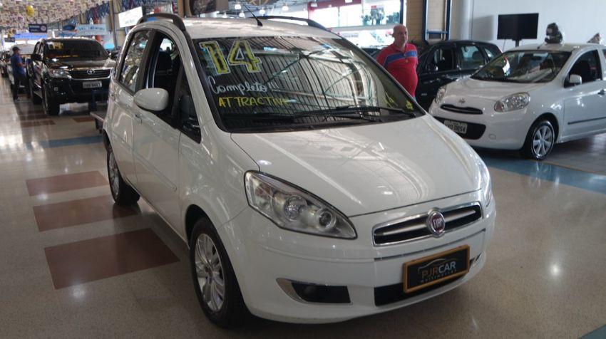 Fiat Idea 1.4 MPi Attractive 8v - Foto #1