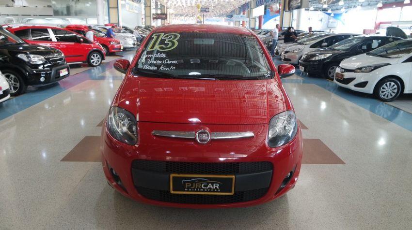 Fiat Palio 1.4 MPi Attractive 8v - Foto #2