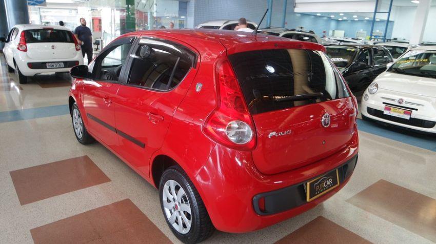 Fiat Palio 1.4 MPi Attractive 8v - Foto #4