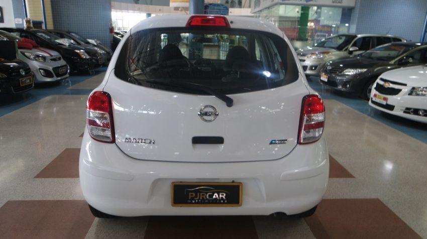 Nissan March 1.6 S 16v - Foto #4