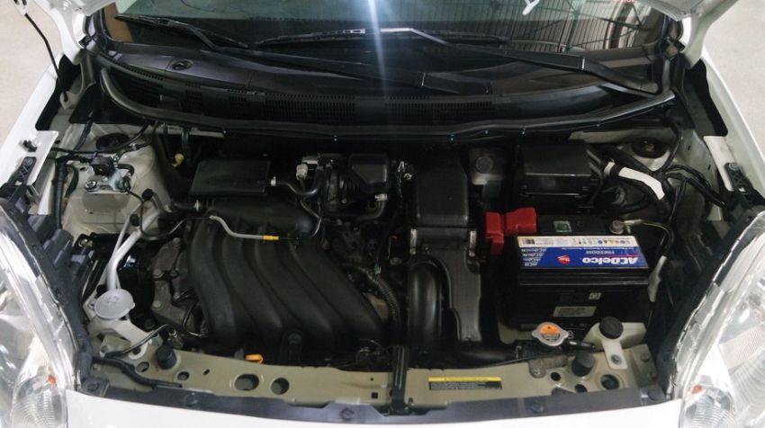Nissan March 1.6 S 16v - Foto #8