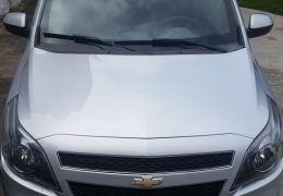 Chevrolet Agile LTZ Easytronic 1.4 (Flex)