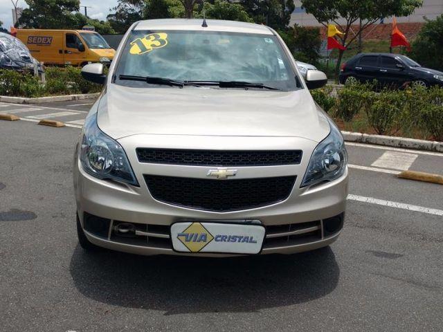 Chevrolet Agile LT 1.4 Mpfi 8V Econo.Flex - Foto #2