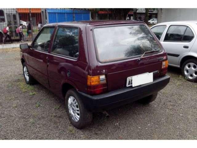 Fiat Uno Mille SX 1.0 IE - Foto #5