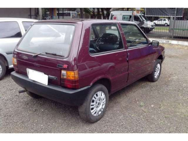 Fiat Uno Mille SX 1.0 IE - Foto #6