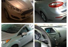 Ford New Fiesta Sedan 1.6 SE PowerShift (Aut)
