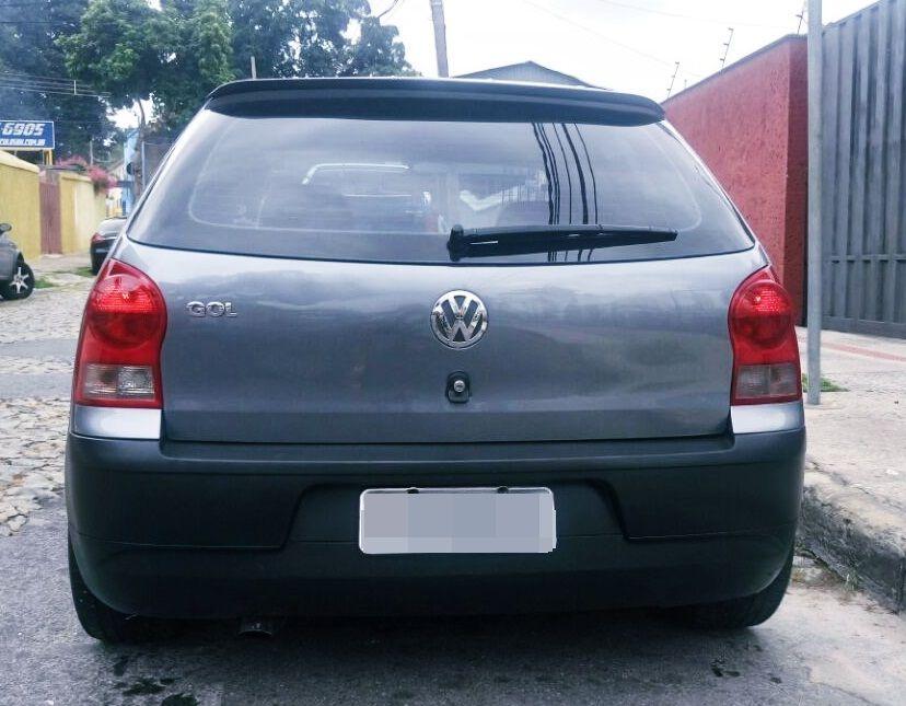 Volkswagen Gol Plus 1.0 8V - Foto #1