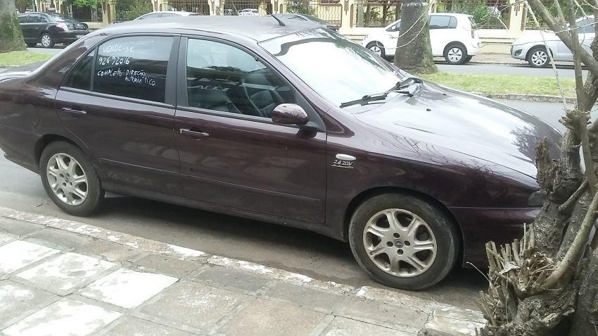 Fiat Marea HLX 2.4 20V (Aut) - Foto #2