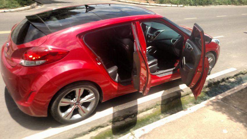 bc56d7b8e27ea Hyundai Veloster 1.6 16V (aut) 2012 2013 - Salão do Carro - 109007