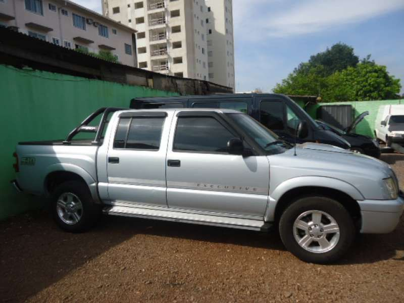 Chevrolet S10 Colina 4x4 2.8 Turbo Electronic (Cabine Dupla) - Foto #1