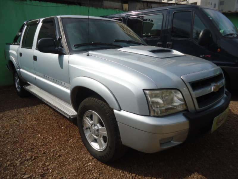 Chevrolet S10 Colina 4x4 2.8 Turbo Electronic (Cabine Dupla) - Foto #2
