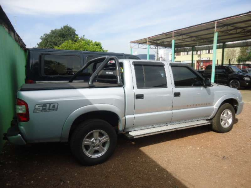 Chevrolet S10 Colina 4x4 2.8 Turbo Electronic (Cabine Dupla) - Foto #3